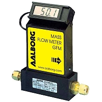 Flussimetro massa termica gas